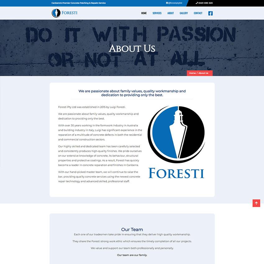 Foresti Pty Ltd