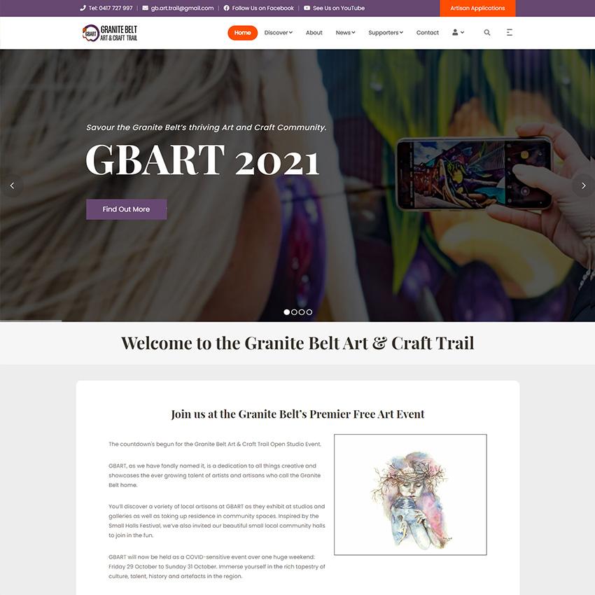 Granite Belt Art Trail (GBART)