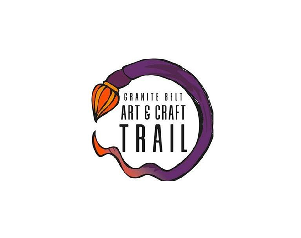 Granite Belt Art Trail (GBART) Logo