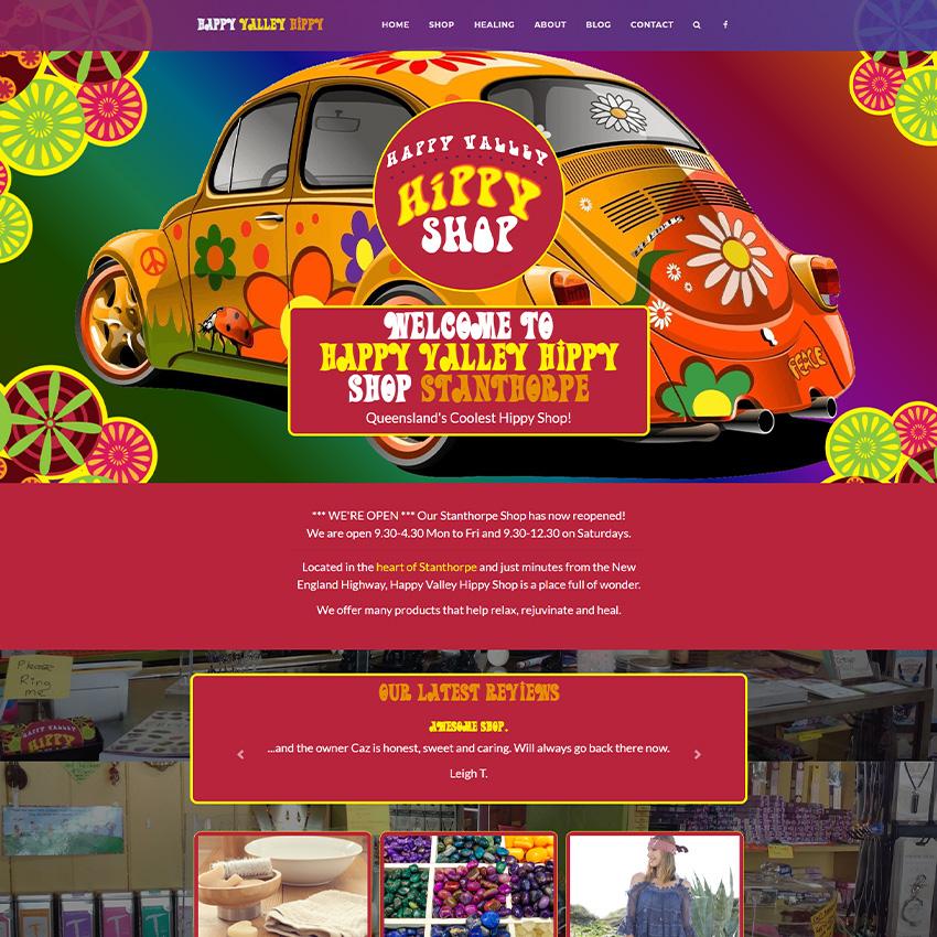 Happy Valley Hippy Shop