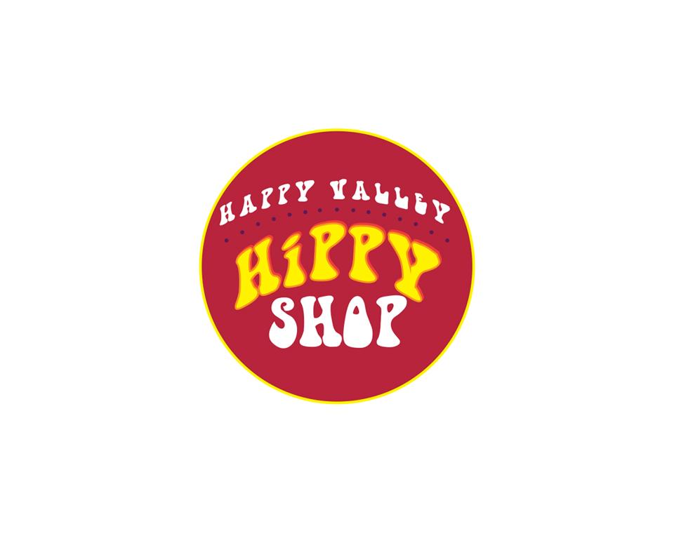 Happy Valley Hippy Shop Logo