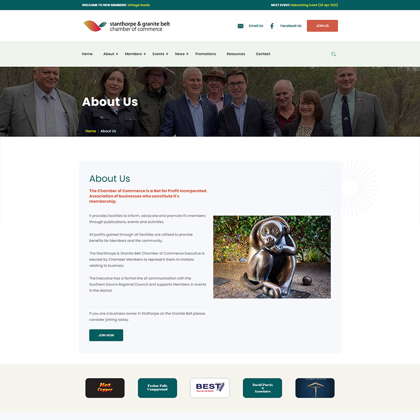 Stanthorpe Chamber of Commerce