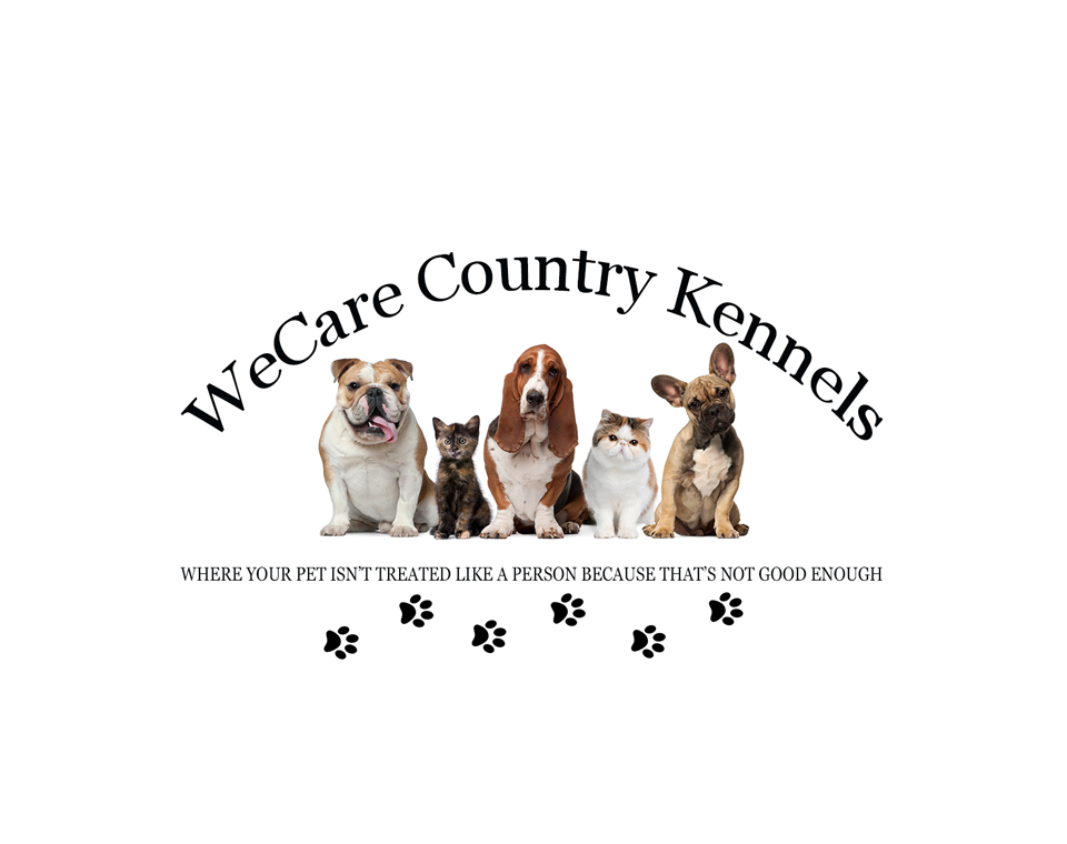We Care Country Kennels Logo