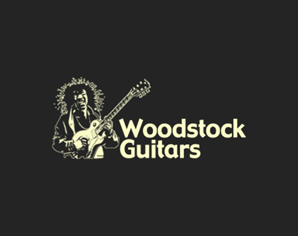 Woodstock Guitars Logo